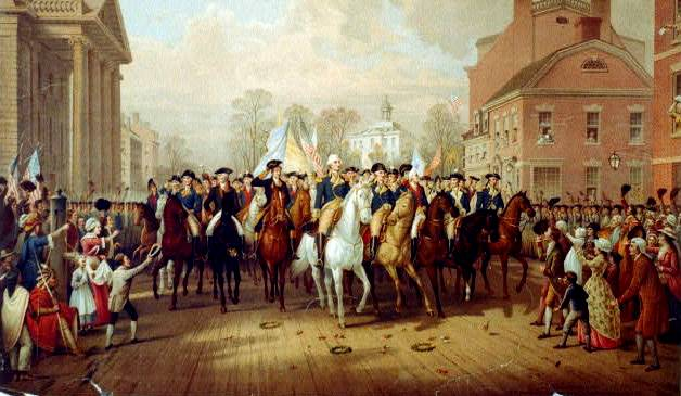 Evacuation Day - 1783