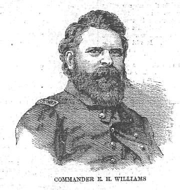 Commander Williams