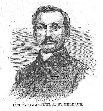 Lt. Commander Muldaur