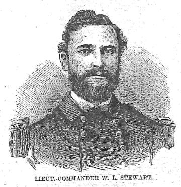 Lt. Commander Sterwart