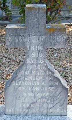 Petrinovich Grave