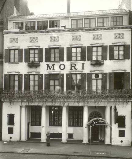 Mori's Italian Restaurant