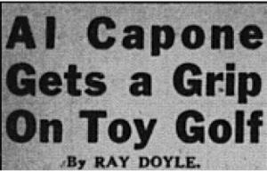 Capone Mini-Golf