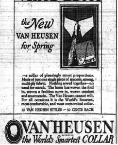 Van Heusen Collar